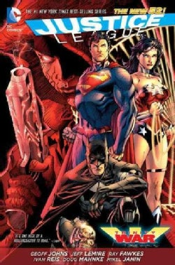Justice League: Trinity War (Hardcover)