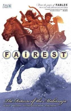 Fairest 3: The Return of the Maharaja (Paperback)