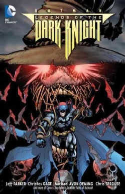 Batman Legends of the Dark Knight 2 (Paperback)