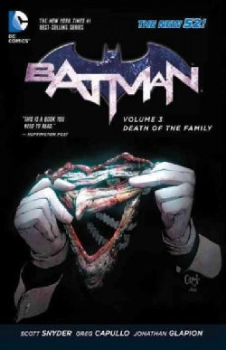 Batman 3: Death of the Family (Paperback)