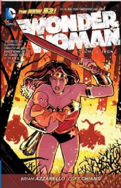 Wonder Woman 3: Iron (Paperback)