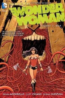 Wonder Woman 4: War (Hardcover)