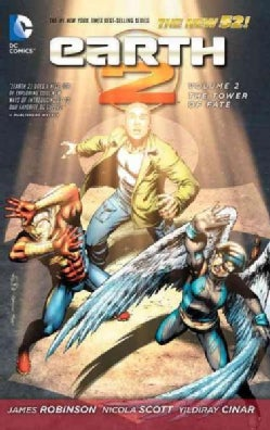 Earth 2 2: The Tower of Fate (Paperback)