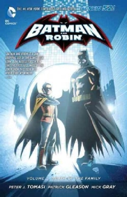 Batman and Robin 3: Death of the Family (Paperback)