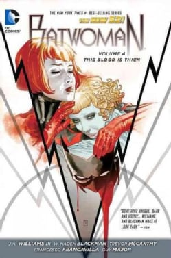 Batwoman 4: This Blood Is Thick (Hardcover)