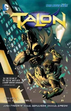 Talon 2: Fall of the Owls (Paperback)