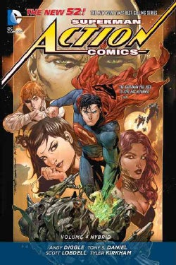 Superman Action Comics 4: Hybrid (Hardcover)