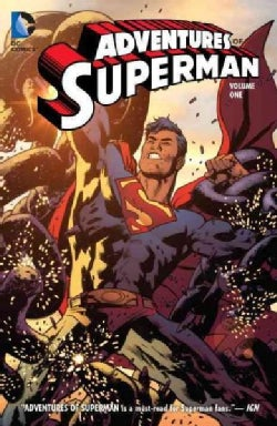 Adventures of Superman 1 (Paperback)