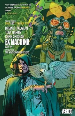 Ex Machina 2 (Paperback)