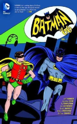 Batman '66 1 (Hardcover)