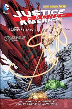 Justice League of America: the New 52 2: Survivors of Evil (Hardcover)