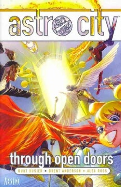 Astro City: Through Open Doors (Hardcover)