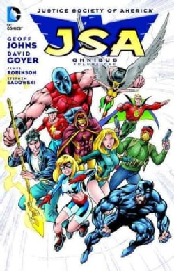 JSA Omnibus 1 (Hardcover)