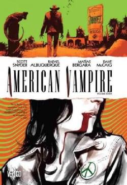 American Vampire 7 (Hardcover)