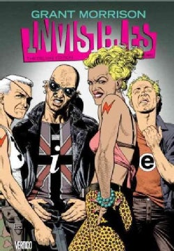 Invisibles 3 (Hardcover)
