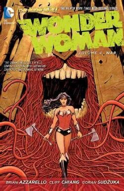 Wonder Woman 4: War (Paperback)