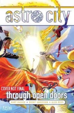 Astro City: Through Open Doors (Paperback)