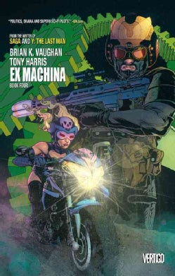 Ex Machina 4 (Paperback)