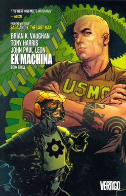 Ex Machina 3 (Paperback)