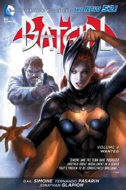 Batgirl 4: Wanted (Paperback)
