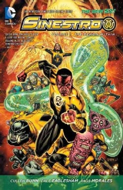 Sinestro 1: The Demon Within (Paperback)