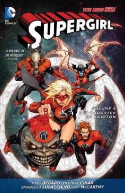 Supergirl: Red Daughter of Krypton (Paperback)