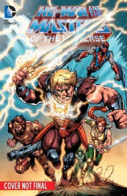 He-Man and the Masters of the Universe 4 (Paperback)