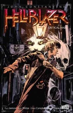 John Constantine, Hellblazer 9: Critical Mass (Paperback)