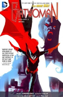 Batwoman 5: Webs (Paperback)
