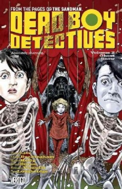 Dead Boy Detectives 2: Ghost Snow (Paperback)