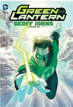 Green Lantern Omnibus 1 (Hardcover)