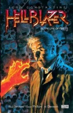 John Constantine Hellblazer 10: In the Line of Fire (Paperback)