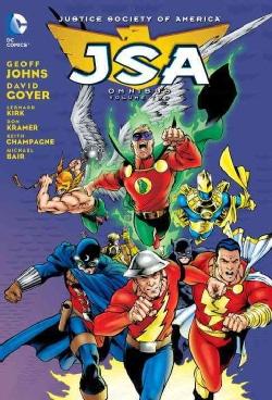Jsa Omnibus 2 (Hardcover)