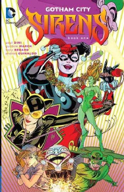 Gotham City Sirens 1 (Paperback)