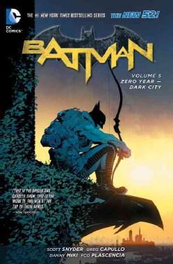 Batman 5: Zero Year - Dark City (Paperback)