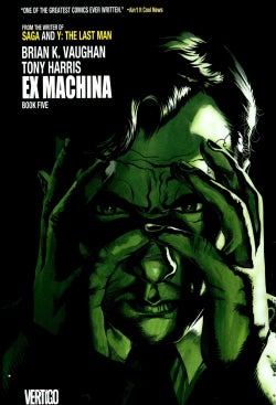 Ex Machina 5 (Paperback)