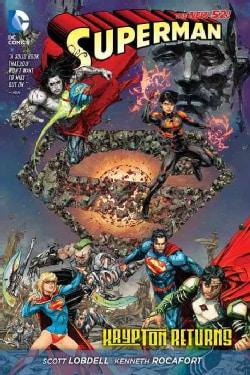 Superman: Krypton Returns (Paperback)