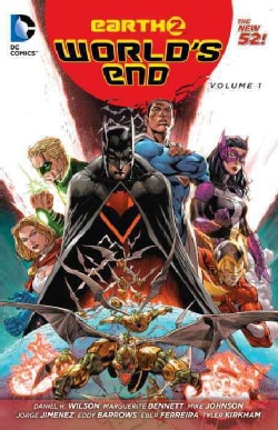 Earth 2: World's End 1 (Paperback)