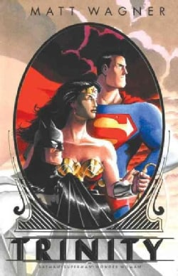 Batman/Superman/wonder Woman: Trinity (Hardcover)