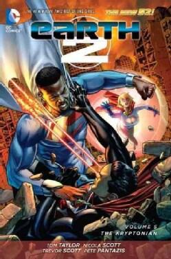 Earth 2 5: The Kryptonian (Paperback)