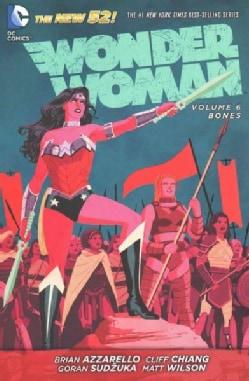 Wonder Woman 6: Bones (Paperback)