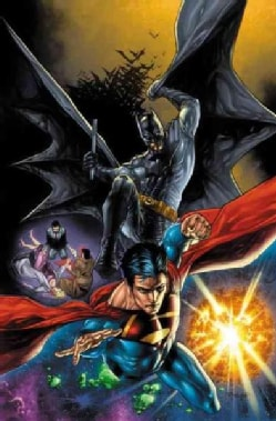 Worlds' Finest 6: The Secret History of Superman and Batman (Paperback)