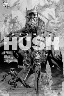 Batman Noir: Hush (Hardcover)