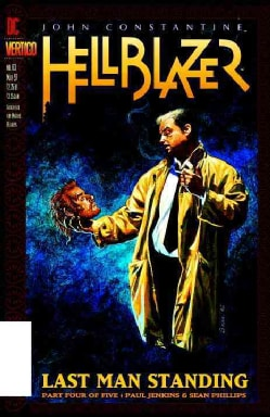 John Constantine, Hellblazer 12: How to Play With Fire (Paperback)