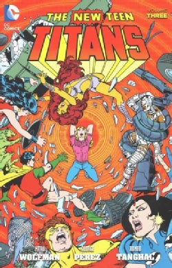 The New Teen Titans 3 (Paperback)
