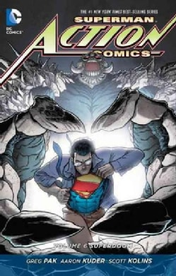 Superman Action Comics 6: Superdoom (Paperback)