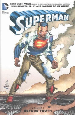 Superman 1: Before Truth (Hardcover)