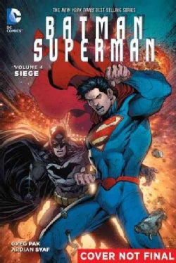 Batman Superman 4: Siege (Paperback)