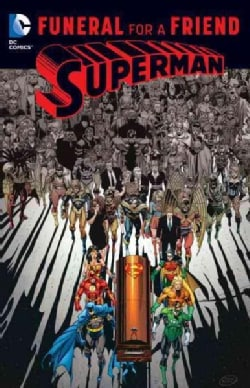 Superman 2: Funeral for a Friend (Paperback)