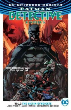 Batman Detective Comics 2: The Victim Syndicate (Paperback)